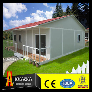 Good looking quick build prefabricated building houses for sale