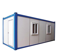 kinying brand custom best seller advanced prefab steel structure flat pack quick build container house