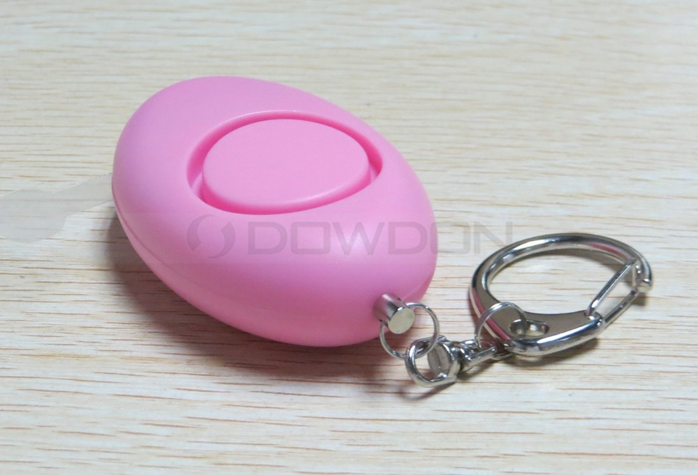 Loud Keychain Personal Alarm Anti Attack Safety Security Panic Alarm