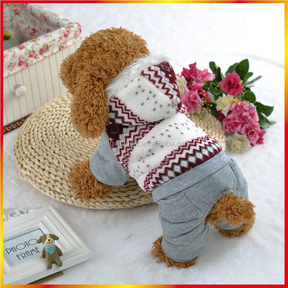Good Quality Cheapest Dog Clothes Fashion Pet Clothes Of Dog XS/S/M/L/XL Winter Pet Accessories Dog Clothes For Sale