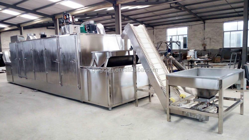 Fully Automatic Sunflower Seeds Cleaning Roaster Machine Roasting Machines Sunflower Seeds