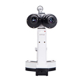 New Portable Hand Held Slit Lamp Microscope With Case