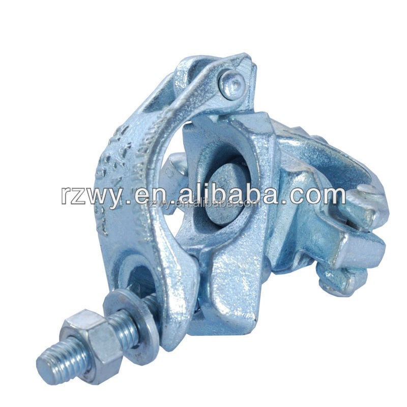 Drop Forged swivel clamp for Pipe Scaffold