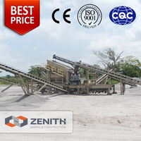 Tin Ore mining marble granite stone processing machine for sale