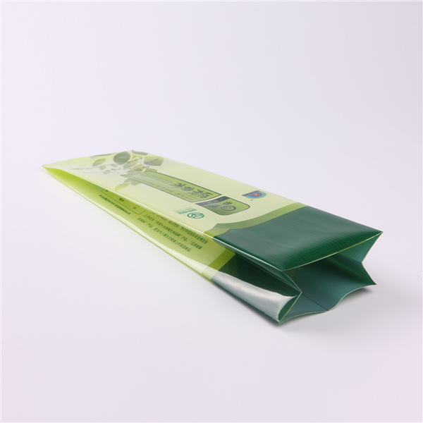 Agriculture used vacuum package plastic rice food bag