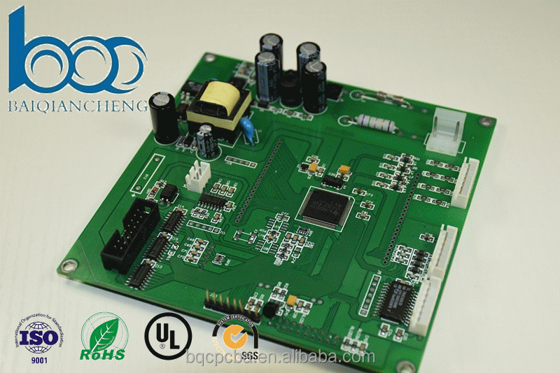 China Industrial metal detector 94v0 circuit board electronic pcb board
