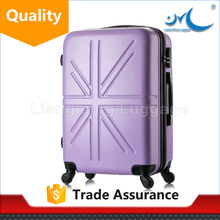 free sample 20/24/28 inch light weight hard shell suitcase trolley case ABS luggage