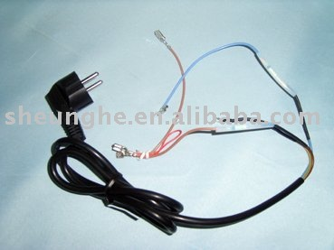 AC power cable,plug cord wire harness