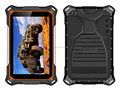 "NEW Android rugged tablets 8"" Android7.0 IP67 IP68 education tablet pc Anti-fall,unbreakable, shock-resistant"