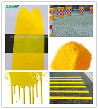 Chrome oxide yellow Pigment lead chromate