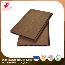 haining china wooden plastic waterproof garden wpc fence