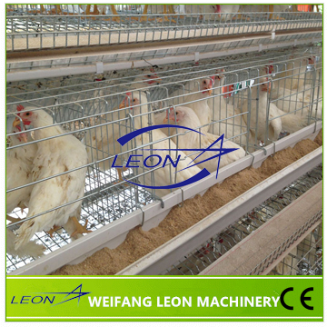 Leon series poultry equipment price battery cage with competitive