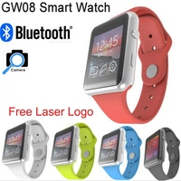2015 new product GSM Smart Bluetooth hight quality wrist watch phone with tv