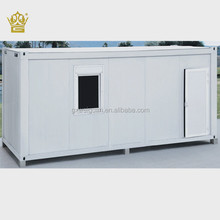 Portable prefab house storage container homes container hotel design