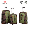 SPORT DESIGN LARGE CAPACITY3 PCS SET FOLDABLE TROLLEYS LUGGAGE BAGS
