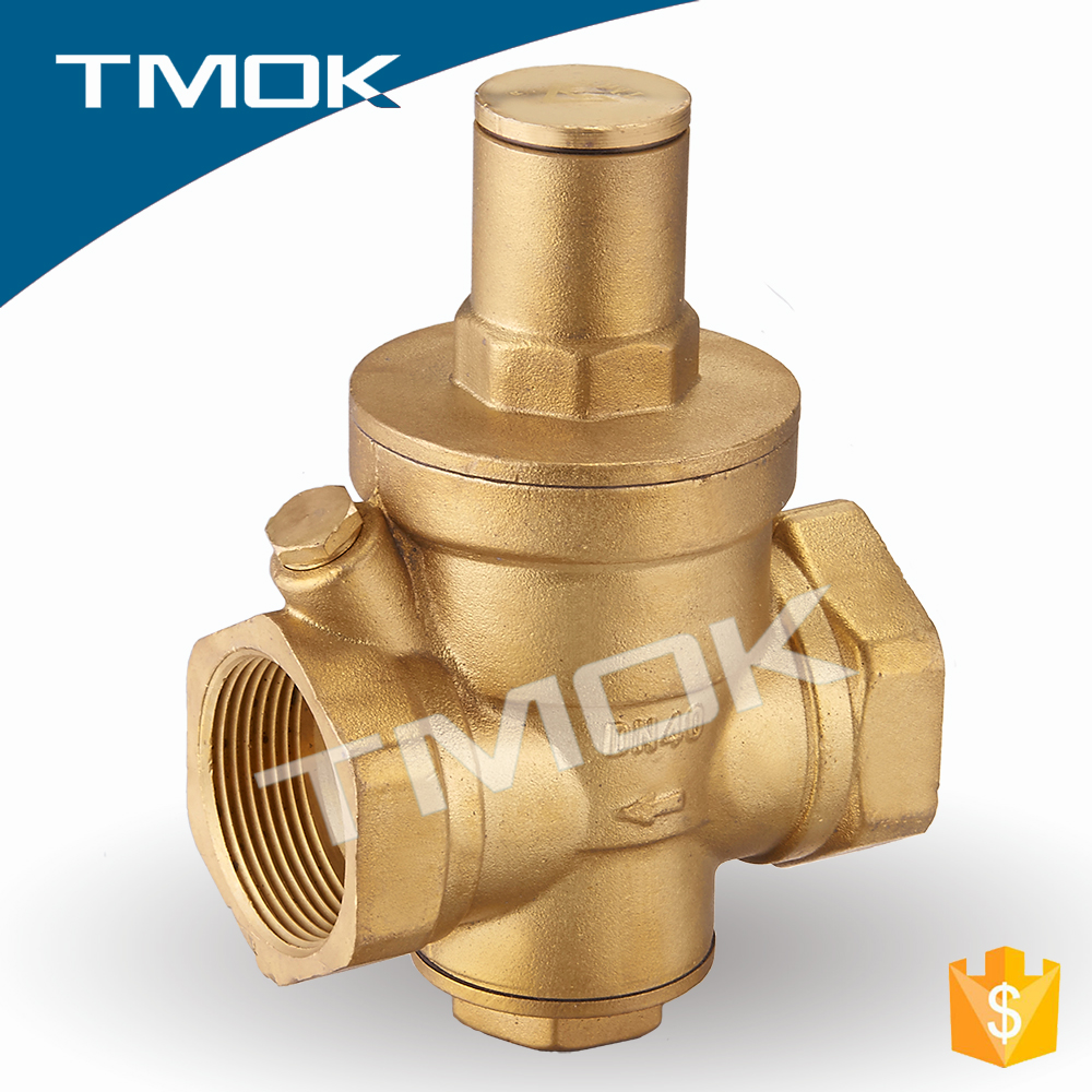 Water Brass Pressure Reducing Valve PN16