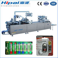 Automatic packing machine for Flashlight