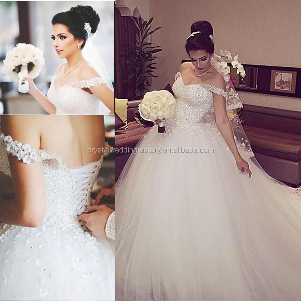 ... de lépaule fleurs à la main Lace Up robe de bal robe de mariée