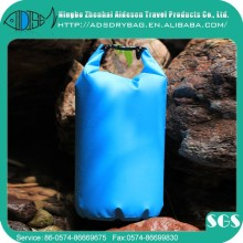 Stock wholesale high quality 500D PVC tarpaulin dry bag,diving bag