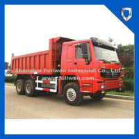 HOWO 6X6 ALL WHEEL DRIVE SERIES DUMP TRUCK