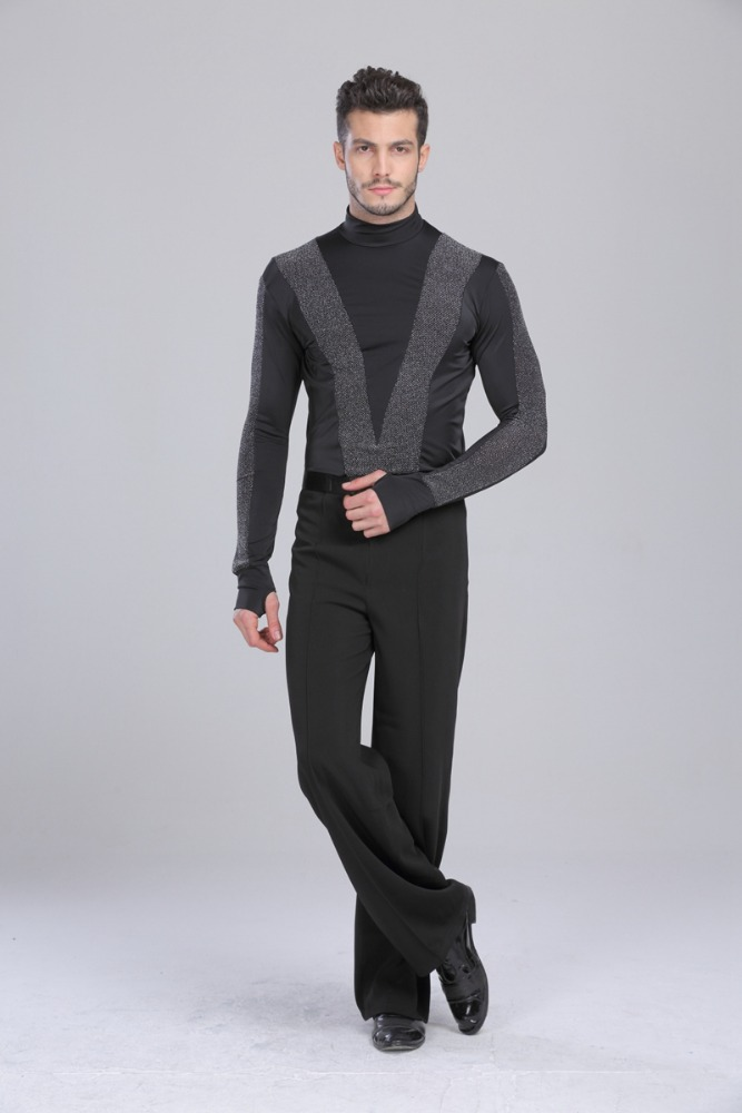 K000232 Mens T-shirts Leotard Manufacturer Performance Practice Dance Wear