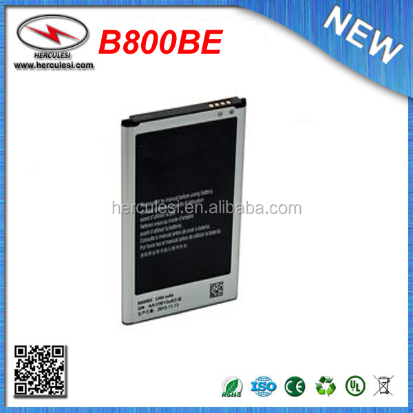 GALAXY NOTE 3 III BATTERY SM-N900 N9000 N9005 B800BC B800BE B800BU 3200mAh