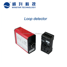 Two relay output Single Channel Loop Detector for Car Park Management System