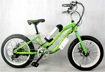 Electrical Bike Fat Bicycle Snow Bike SL-EFMB000