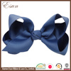 Grosgrain butterfly baby girls wholesale boutique hair bow