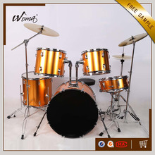 2017 New Professional 5PCS PVC Adult Drum Set With High Quality Parts