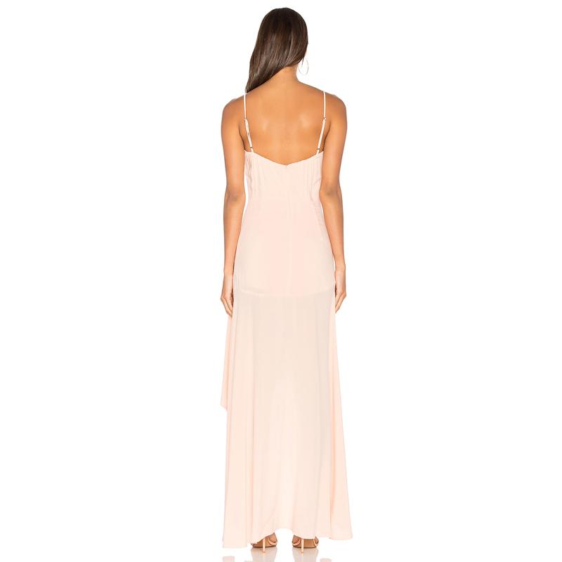 Asymmetrical 2017 Modern Nice Designer Maxi Women Dresses