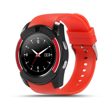 2017 wearable devices smart watch IPS touch screen android bluetooth connect support sim card phone wristwatch smartwatch
