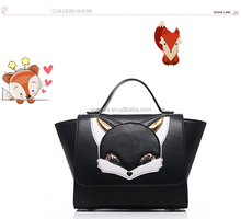 Newest Fox Handbag Fashion Bags Women Handbags Long Strap Handbags Shoulder Bags
