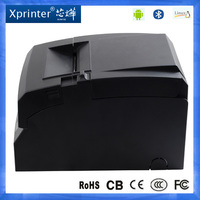 76 mm store pos printer /order system for restaurant