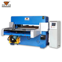 Apparel & Textile Machinery Automatic feeding leather cutting machine