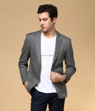 hight quality casual fashion slim fit blazer for men