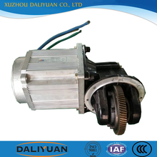 Daliyuan 3000w 3kw electric car engine sale electric boat engine