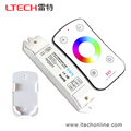 LTECH Mini RGB LED Controller with remote control 433.92 MHz