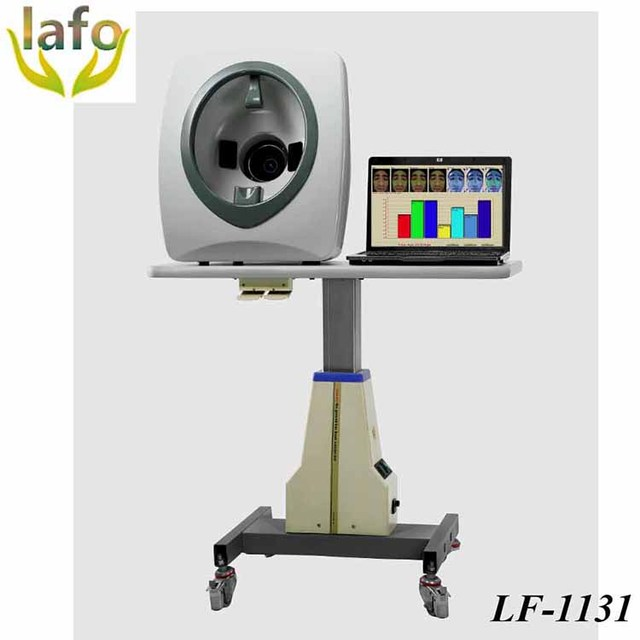 LF-1131 Professional CE approved portable skin analyzer 3d face analyser
