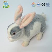 ICTI Manufacture cheap cute stuffed animals for babies