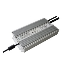 Inventronics constant current waterproof IP67 24v 60volt programmable 600w high power led ac to dc power supplies