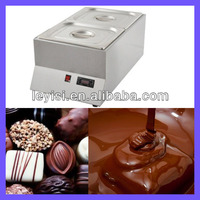 cheap price electric chocolate melting pot for sale