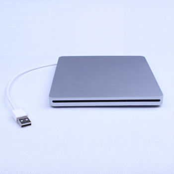 USB 2.0 Slot-in External DVD burner enclosure driver for macbook Pro
