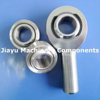 Industrial and Commercial Spherical Plain Bearings and Rod Ends