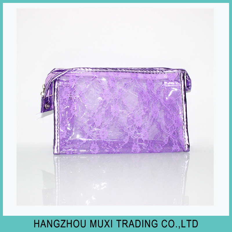2016 new style mini drawstring PVC cosmetic bag travel bag waterproof from wholesale retail factory