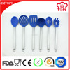 Stainless Steel Handle Cooking Tools Set Kitchen Silicone Utensil Set/6PCS Silicone Stainless Steel Kitchen Utensil Set