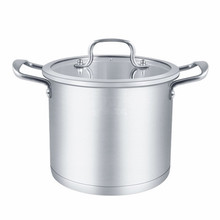 High Capacity Popular Soup Pot Stainless Steel Stockpot 22cm