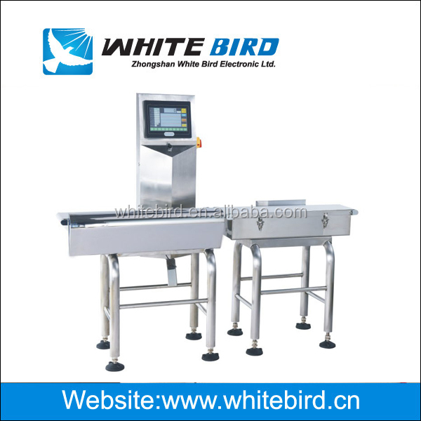 High Speed Automatic Conveyor Check Weigher