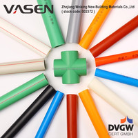 VASEN Din 8077-8078 PPR Pipes For Hot And Cold Water/PPR Pipe Insulation
