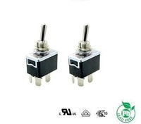 high performance IP67 protection level 701X/702X toggle switch